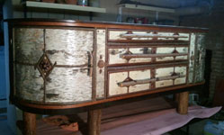 New Project - Adirondack Buffet