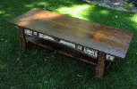 Adirondack Design - Custom Coffee Table